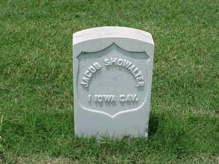 SHOWALTER (VETERAN UNION), JACOB - Pulaski County, Arkansas | JACOB SHOWALTER (VETERAN UNION) - Arkansas Gravestone Photos