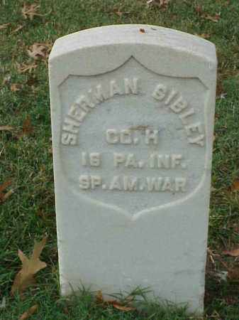 SIBLEY (VETERAN SAW), SHERMAN - Pulaski County, Arkansas | SHERMAN SIBLEY (VETERAN SAW) - Arkansas Gravestone Photos