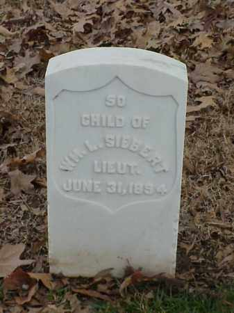 SIEBERT, CHILD - Pulaski County, Arkansas | CHILD SIEBERT - Arkansas Gravestone Photos