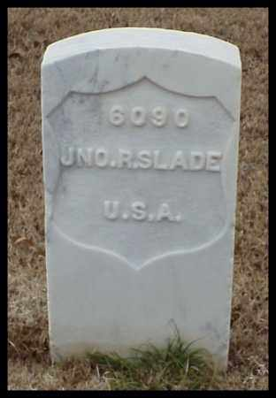 SLADE (VETERAN UNION), JOHN R - Pulaski County, Arkansas | JOHN R SLADE (VETERAN UNION) - Arkansas Gravestone Photos