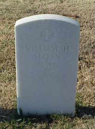 SLOAN (VETERAN WWI), WILLIAM H - Pulaski County, Arkansas | WILLIAM H SLOAN (VETERAN WWI) - Arkansas Gravestone Photos