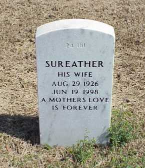 SLOCUM, SUREATHER - Pulaski County, Arkansas | SUREATHER SLOCUM - Arkansas Gravestone Photos