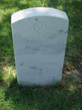 SLOCUM (VETERAN 2 WARS), ERNEST - Pulaski County, Arkansas | ERNEST SLOCUM (VETERAN 2 WARS) - Arkansas Gravestone Photos