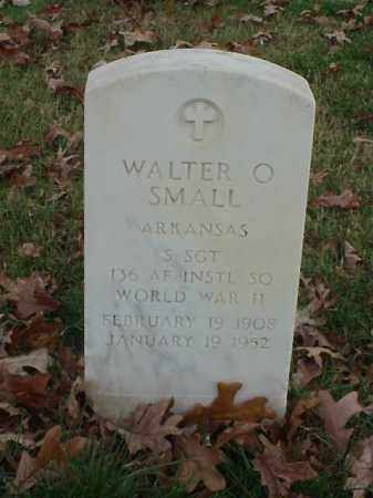 SMALL (VETERAN WWII), WALTER O - Pulaski County, Arkansas | WALTER O SMALL (VETERAN WWII) - Arkansas Gravestone Photos