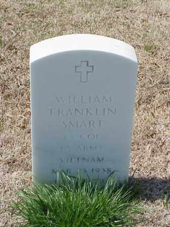 SMART (VETERAN VIET), WILLIAM FRANKLIN - Pulaski County, Arkansas | WILLIAM FRANKLIN SMART (VETERAN VIET) - Arkansas Gravestone Photos