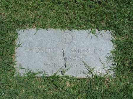 SMEDLEY (VETERAN WWII), JOSEPH G - Pulaski County, Arkansas | JOSEPH G SMEDLEY (VETERAN WWII) - Arkansas Gravestone Photos