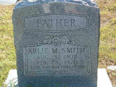 SMITH, ARLIE MARVIN - Pulaski County, Arkansas | ARLIE MARVIN SMITH - Arkansas Gravestone Photos