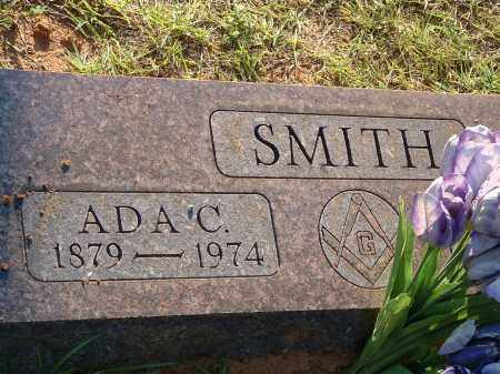 SMITH, ADA C. - Pulaski County, Arkansas | ADA C. SMITH - Arkansas Gravestone Photos