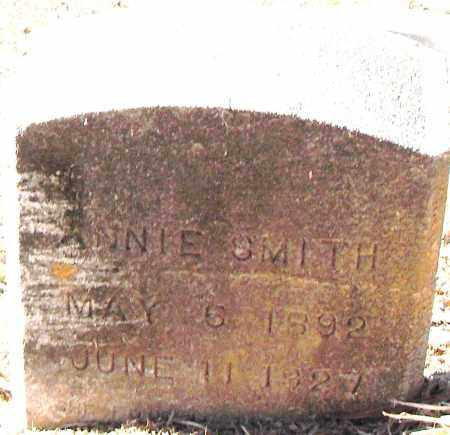 SMITH, ANNIE - Pulaski County, Arkansas | ANNIE SMITH - Arkansas Gravestone Photos
