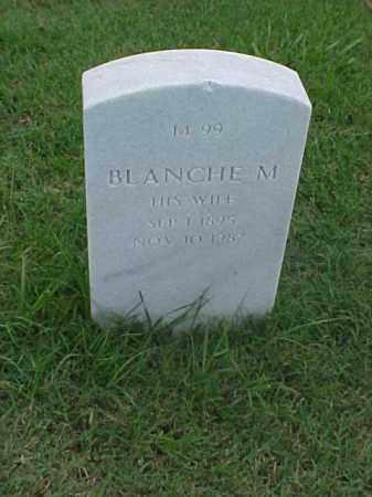 SMITH, BLANCHE M - Pulaski County, Arkansas | BLANCHE M SMITH - Arkansas Gravestone Photos
