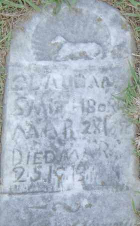 SMITH, CLAUDIA - Pulaski County, Arkansas | CLAUDIA SMITH - Arkansas Gravestone Photos
