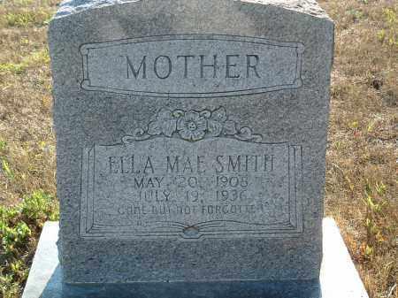 SMITH, ELLA MAE - Pulaski County, Arkansas | ELLA MAE SMITH - Arkansas Gravestone Photos