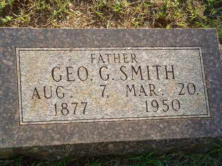 SMITH, GEORGE G. - Pulaski County, Arkansas | GEORGE G. SMITH - Arkansas Gravestone Photos