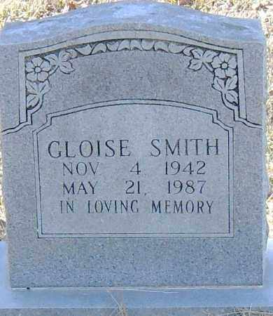 SMITH, GLOSIE - Pulaski County, Arkansas | GLOSIE SMITH - Arkansas Gravestone Photos
