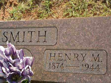 SMITH, HENRY M. - Pulaski County, Arkansas | HENRY M. SMITH - Arkansas Gravestone Photos