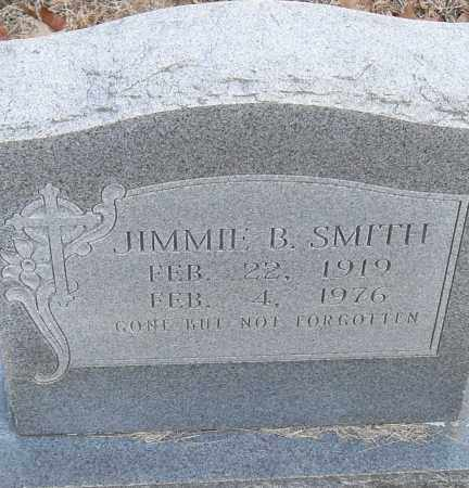 SMITH, JIMMIE B - Pulaski County, Arkansas | JIMMIE B SMITH - Arkansas Gravestone Photos