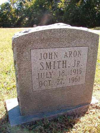 SMITH, JR, JOHN ARON - Pulaski County, Arkansas | JOHN ARON SMITH, JR - Arkansas Gravestone Photos