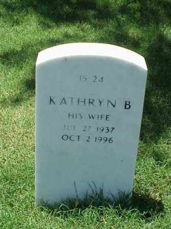 SMITH, KATHRYN B - Pulaski County, Arkansas | KATHRYN B SMITH - Arkansas Gravestone Photos