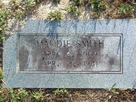 SMITH, MAUDIE - Pulaski County, Arkansas | MAUDIE SMITH - Arkansas Gravestone Photos