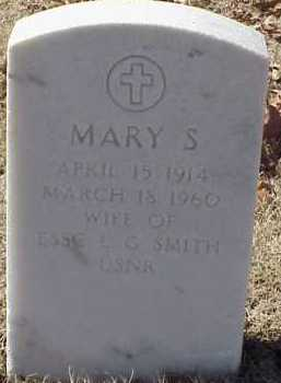 SMITH, MARY S. - Pulaski County, Arkansas | MARY S. SMITH - Arkansas Gravestone Photos