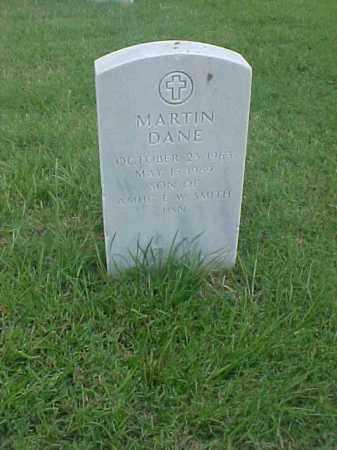 SMITH, MARTIN DANE - Pulaski County, Arkansas   MARTIN DANE SMITH - Arkansas Gravestone Photos