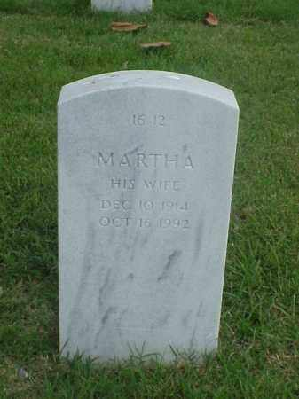 SMITH, MARTHA - Pulaski County, Arkansas | MARTHA SMITH - Arkansas Gravestone Photos