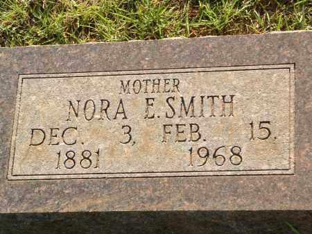 SMITH, NORA E. - Pulaski County, Arkansas | NORA E. SMITH - Arkansas Gravestone Photos