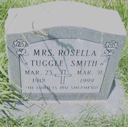 TUGGLE SMITH, ROSELLA - Pulaski County, Arkansas | ROSELLA TUGGLE SMITH - Arkansas Gravestone Photos