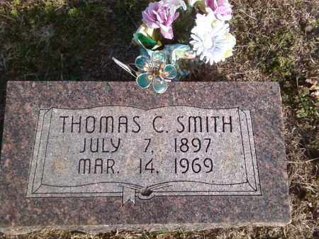 SMITH, THOMAS CLYDE - Pulaski County, Arkansas | THOMAS CLYDE SMITH - Arkansas Gravestone Photos