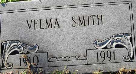 SMITH, VELMA - Pulaski County, Arkansas | VELMA SMITH - Arkansas Gravestone Photos