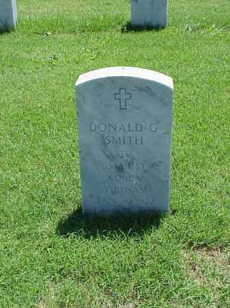 SMITH (VETERAN 2 WARS), DONALD G - Pulaski County, Arkansas | DONALD G SMITH (VETERAN 2 WARS) - Arkansas Gravestone Photos