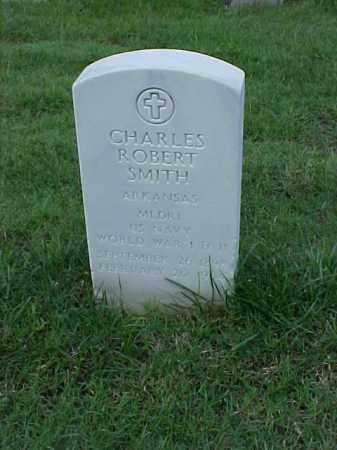 SMITH (VETERAN 2 WARS), CHARLES ROBERT - Pulaski County, Arkansas   CHARLES ROBERT SMITH (VETERAN 2 WARS) - Arkansas Gravestone Photos