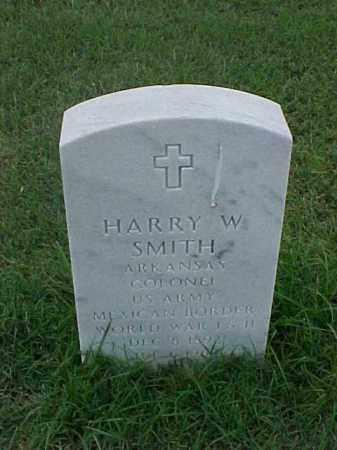 SMITH (VETERAN 3 WARS), HARRY W - Pulaski County, Arkansas | HARRY W SMITH (VETERAN 3 WARS) - Arkansas Gravestone Photos