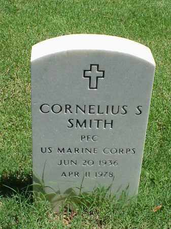 SMITH (VETERAN), CORNELIUS S - Pulaski County, Arkansas | CORNELIUS S SMITH (VETERAN) - Arkansas Gravestone Photos