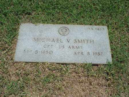 SMITH (VETERAN), MICHAEL VAN - Pulaski County, Arkansas | MICHAEL VAN SMITH (VETERAN) - Arkansas Gravestone Photos