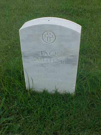 SMITH, JR (VETERAN), JACK - Pulaski County, Arkansas | JACK SMITH, JR (VETERAN) - Arkansas Gravestone Photos