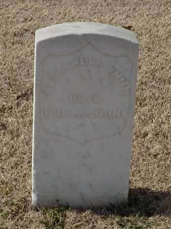 SMITH (VETERAN UNION), ALEXANDER - Pulaski County, Arkansas | ALEXANDER SMITH (VETERAN UNION) - Arkansas Gravestone Photos