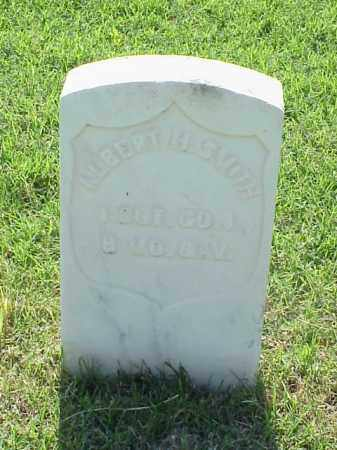 SMITH (VETERAN UNION), ALBERT H - Pulaski County, Arkansas | ALBERT H SMITH (VETERAN UNION) - Arkansas Gravestone Photos