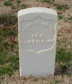 SMITH (VETERAN UNION), BURRILL - Pulaski County, Arkansas | BURRILL SMITH (VETERAN UNION) - Arkansas Gravestone Photos