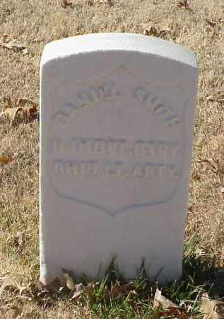 SMITH (VETERAN UNION), DANIEL - Pulaski County, Arkansas | DANIEL SMITH (VETERAN UNION) - Arkansas Gravestone Photos