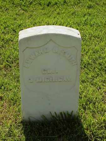 SMITH (VETERAN UNION), EDWARD G - Pulaski County, Arkansas | EDWARD G SMITH (VETERAN UNION) - Arkansas Gravestone Photos