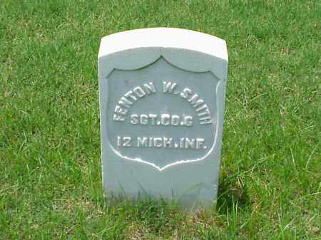 SMITH (VETERAN UNION), FENTON - Pulaski County, Arkansas | FENTON SMITH (VETERAN UNION) - Arkansas Gravestone Photos