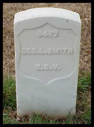 SMITH (VETERAN UNION), GEORGE L - Pulaski County, Arkansas | GEORGE L SMITH (VETERAN UNION) - Arkansas Gravestone Photos