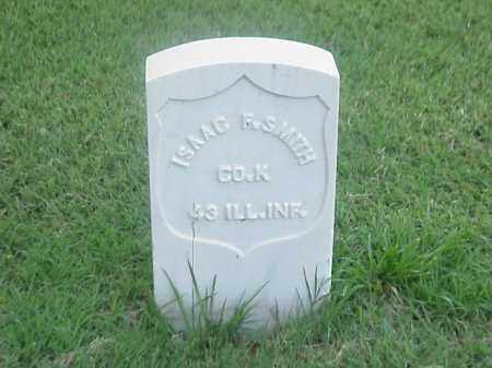 SMITH (VETERAN UNION), ISAAC F - Pulaski County, Arkansas | ISAAC F SMITH (VETERAN UNION) - Arkansas Gravestone Photos