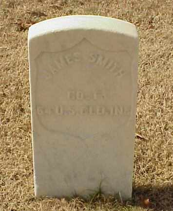 SMITH (VETERAN UNION), JAMES - Pulaski County, Arkansas | JAMES SMITH (VETERAN UNION) - Arkansas Gravestone Photos
