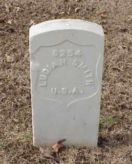SMITH (VETERAN UNION), LUCIAN - Pulaski County, Arkansas | LUCIAN SMITH (VETERAN UNION) - Arkansas Gravestone Photos