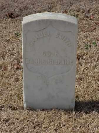 SMITH (VETERAN UNION), SAMUEL - Pulaski County, Arkansas | SAMUEL SMITH (VETERAN UNION) - Arkansas Gravestone Photos