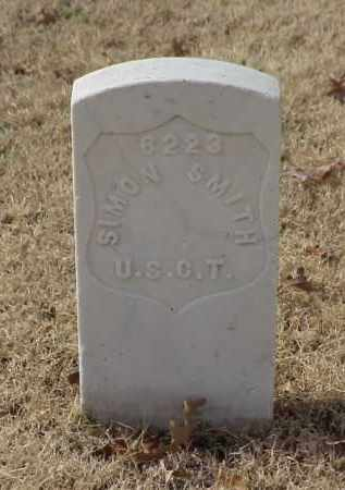 SMITH (VETERAN UNION), SIMON - Pulaski County, Arkansas | SIMON SMITH (VETERAN UNION) - Arkansas Gravestone Photos