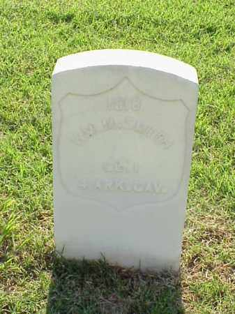 SMITH (VETERAN UNION), WILLIAM M - Pulaski County, Arkansas | WILLIAM M SMITH (VETERAN UNION) - Arkansas Gravestone Photos