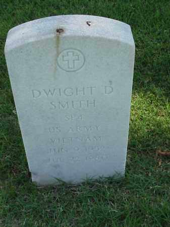 SMITH (VETERAN VIET), DWIGHT D - Pulaski County, Arkansas | DWIGHT D SMITH (VETERAN VIET) - Arkansas Gravestone Photos